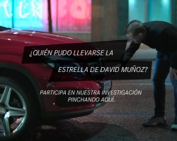 "Reposiconamiento de Mercedes Benz; ""me han mangao mi estrella"""